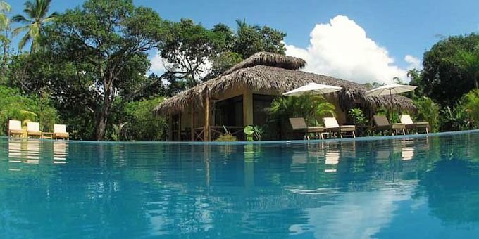 Clandestino beach resort palo seco esterillos area costa rica hotel for Ecr beach resorts with swimming pool prices