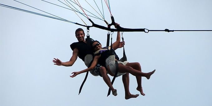Parasailing Tour - Double