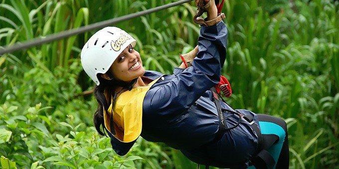 Canopy Zipline Ecoglide