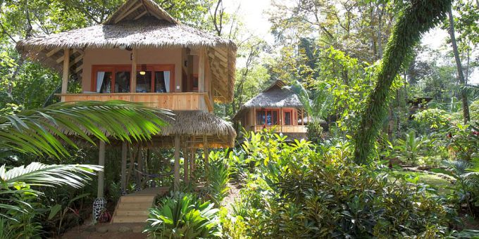 Copa De Arbol Beach And Rainforest Resort Drake Bay Costa Rica Hotel - Copa luxury beach house for a relaxing vacation