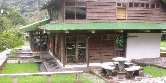 Bosque de Paz Lodge and Reserva Biologica