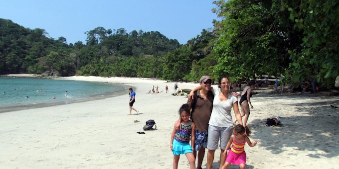 Manuel Antonio National Park with Lunch