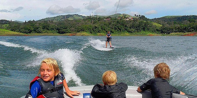 Wakeboarding Lessons
