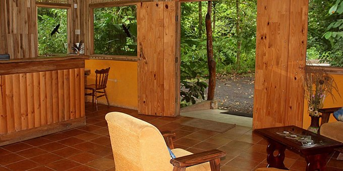 Arenal Oasis Eco Lodge