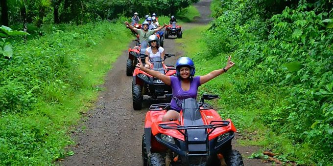 Canopy ATV Tour Package - Single - Midworld Costa Rica