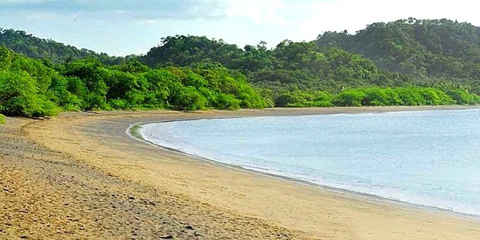 Playa Panama in Guabnacaste, Costa Rica