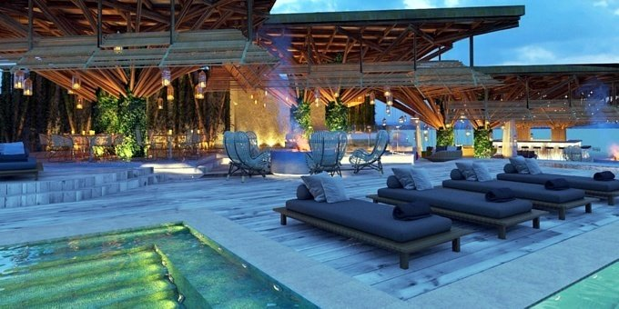 Step away from the hustle and bustle of the ordinary world and enter the brand new W Costa Rica – Reserva Conchal. This luxury resort invites guests to relax in lush tropical surroundings resting between ocean mangroves and scenic Pacific beaches. Singles, couples, and families can unpack and unwind in one of the 150 rooms that boast an ocean, garden, or mangrove view. The rooms have been designed to infuse the surrounding natural habitat adding notes of local culture. Hotel amenities include a golf course, two swimming pools, fitness center, bars, restaurants, and meeting rooms. There is also a full-service spa, and both valet plus self-parking are available free of charge.