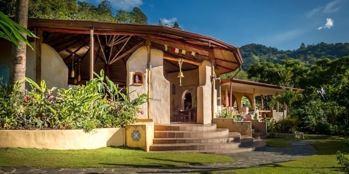 Set well off the beaten path in the magical Chirripo Valley, Rio Chirripo Lodge and Retreat offers an amazing setting to relax and rejuvenate. The Chirripo River flows by the resort, forests surround, and the views of Mt. Chirripo are simply spectacular. This truly is a wondrous setting to experience a side of Costa Rica that few tourists have the luxury of seeing. Lodge amenities include tropical gardens, trails, restaurant and bar, yoga platform, spa services, solar heated swimming pool, two hot tubs, and WiFi.