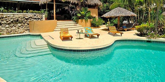 Hotel jardin del eden adults only hotel in tamarindo for Jardin eden