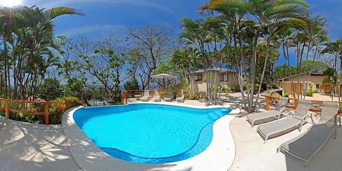 Hotel Rooms At Tango Mar Costa Rica