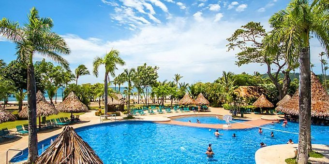Barcelo Tambor Resort is the only all-inclusive resort on the Nicoya Peninsula.