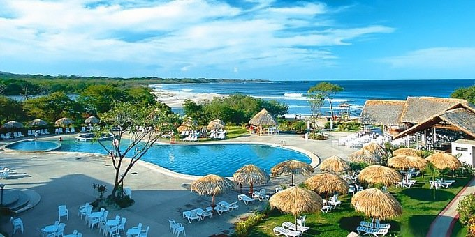 Barcelo Langosta Resort is the only all-inclusive resort in Tamarindo.