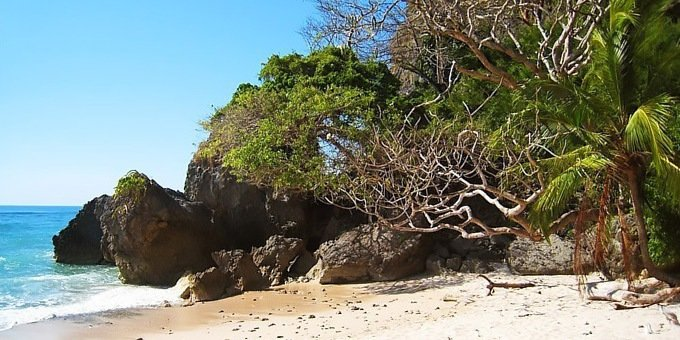 The Cabo Blanco Absolute Natural Reserve was Costa Rica's first national park.