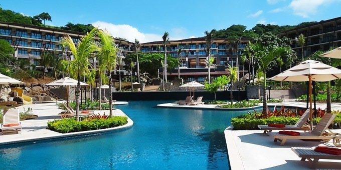 Dreams Las Mareas Resort Pool