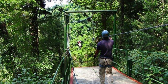 Insano Banano Inclusive Adventure Costa Rica Vacation