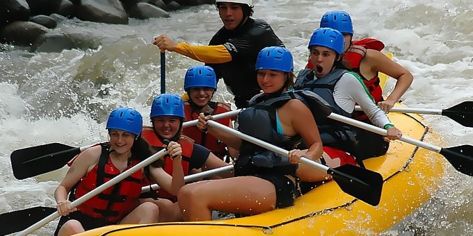 Eco Xtreme Adrenaline Costa Rica Adventure Vacation