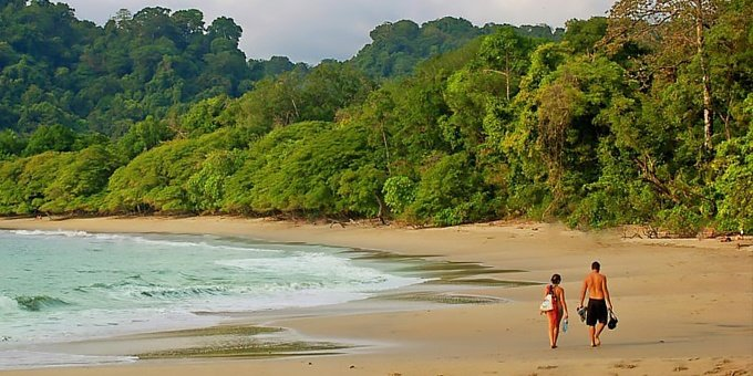 Sensual Safari Costa Rica Honeymoon Vacation