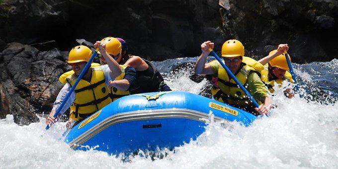Pure Adrenaline Adventure Costa Rica Vacation