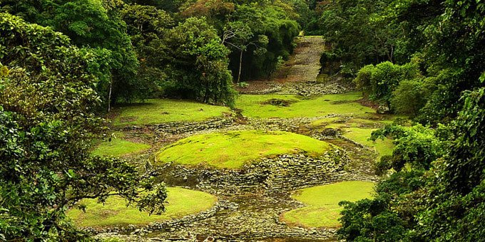 Established in 1973, Guayabo National Monument is located in the Cartago Province.