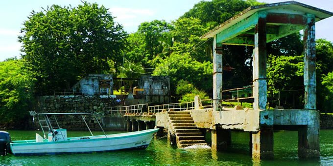 Established in 2001, San Lucas Island Wildlife Refuge is located on a 1,156 acre island in the Gulf of Nicoya and only accessible by boat.
