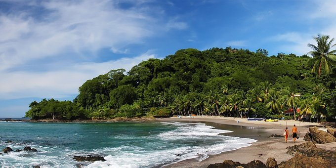 Best White Sand Beaches In Costa Rica