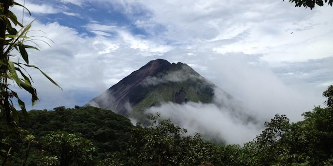 The weather of the Northern Zone of Costa Rica is more inconsistent than anywhere else in the country as the region spans both sides of the Talamanca Mountain range.