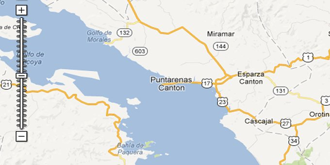 Getting around Puntarenas Costa Rica and surrounding areas including beaches, National Parks and attractions.