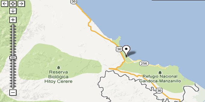 Map of Puerto Viejo, Costa Rica Map Of Puerto Rico S Best Beaches on map of florida best beaches, map of the virgin islands best beaches, map of wales best beaches,