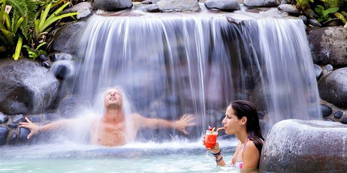 "Whether you are seeking a relaxing all-inclusive resort style vacation or a faster paced inclusive adventure, we can make your all-inclusive Costa Rica vacation the trip of a lifetime! With our exclusive meal plans at several Arenal Volcano hot springs resorts, you can combine the experiences Costa Rica is famous for with a luxurious all-inclusive resort in a single ""best of both worlds inclusive vacation""."