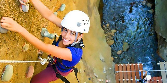 Hidden in the mountains offering extreme adventures amid quiet beauty, the Rincon de la Vieja volcanoes, waterfalls and rivers create the perfect playground for ziplining, canyoning, or soaking in natural hot springs.