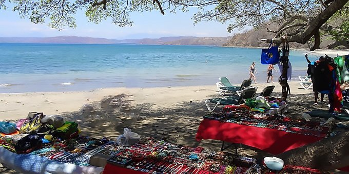 The Gulf of Papagayo is located in the Northwest Pacific, which is one of the driest climates in Costa Rica.