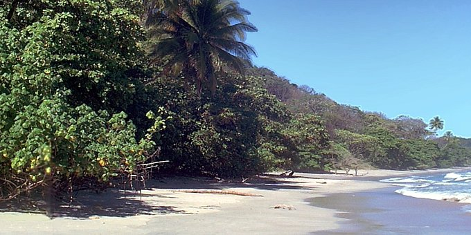 Mal Pais is located in the Northwest Pacific, which is one of the driest climates in Costa Rica.