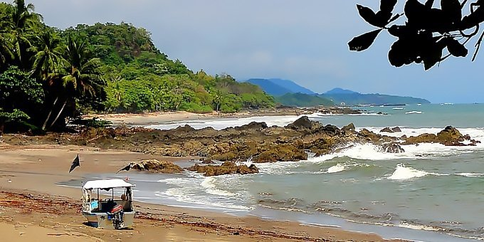 Montezuma is located in the Northwest Pacific, which is one of the driest climates in Costa Rica.