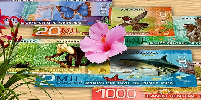 "The official currency of Costa Rica is the ""colon""."
