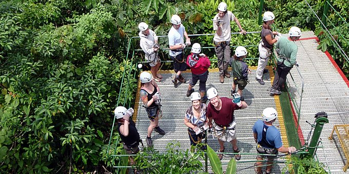 The possibilities of things to do in Costa Rica are seemingly endless.