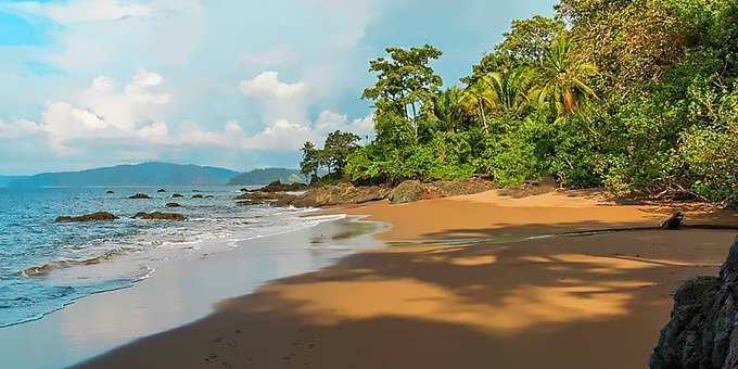 The South Pacific coast of Costa Rica is one of the wildest and least visited regions in the country.