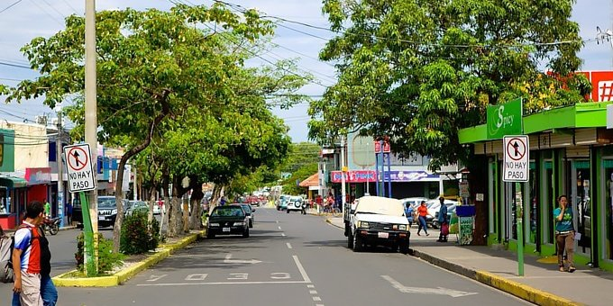 Liberia is a small city located in northwest Guanacaste.