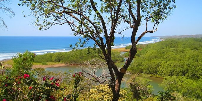 The magical coastline of Nosara can be easily described in just two words: surf and yoga.