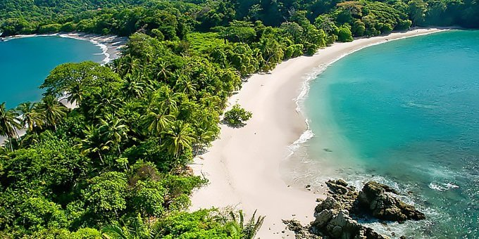 Manuel Antonio is the jungle-beach destination!