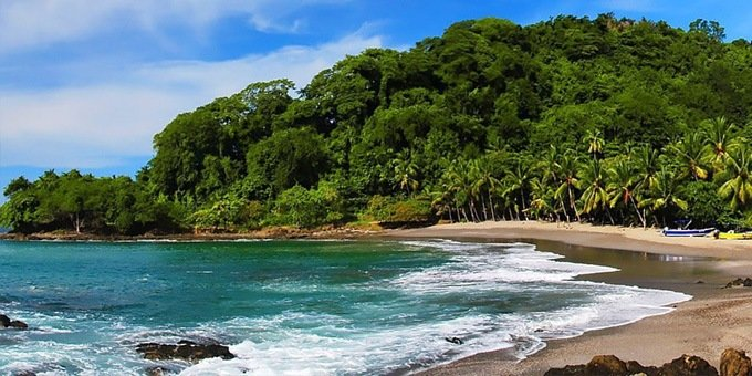 Beautiful beaches on the Nicoya Peninsula