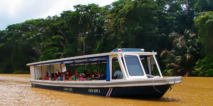 Tortuguero is one of the wildest and most remote destinations in Costa Rica.