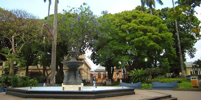 Alajuela is the second largest city in Costa Rica.