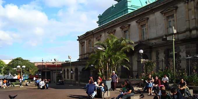 Costa Rica's capital city of San Jose is home to museums, libraries, cultural events and shopping. Bustling, loud and busy, San Jose can be a thrill to visit and walk about in.