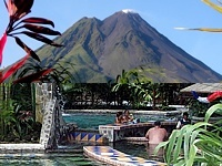 Arenal Volcano Natural History and Baldi Hot Springs