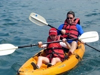Coastal Kayaking and Snorkeling - Iguana Tours