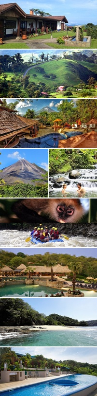 Enchanting Costa Rica Honeymoon Vacation