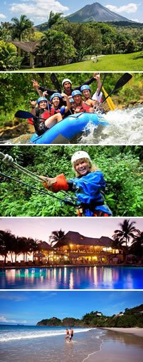Extreme Tropics Inclusive Adventure Vacation