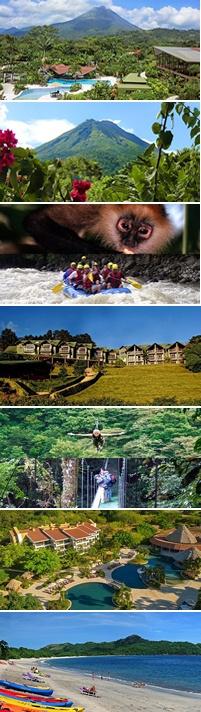 Discover Costa Rica Itinerary