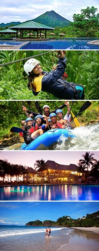 Mango Madness Inclusive Adventure Costa Rica Vacation