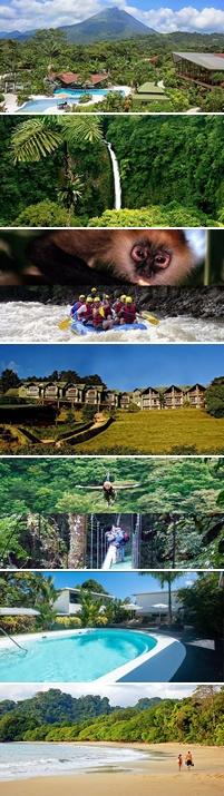 Pure Life Adventure Plus Monteverde Costa Rica Adventure Vacation